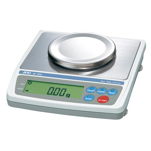 A&D パーソナル天びん A&D EK-6000i デジタル天びん 幅190mm×奥行218mm×高さ53mm ひょう量:6000g/業務用/新品/小物送料対象商品