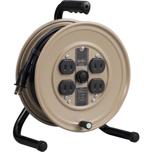 ハタヤ JSリール 単相100V 10m/JS101/プロ用/新品/小物送料対象商品
