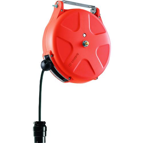 TRIENS コードリール三相200V2.0×4心×8m オレンジ/SCS408AOR /プロ用/新品/送料無料