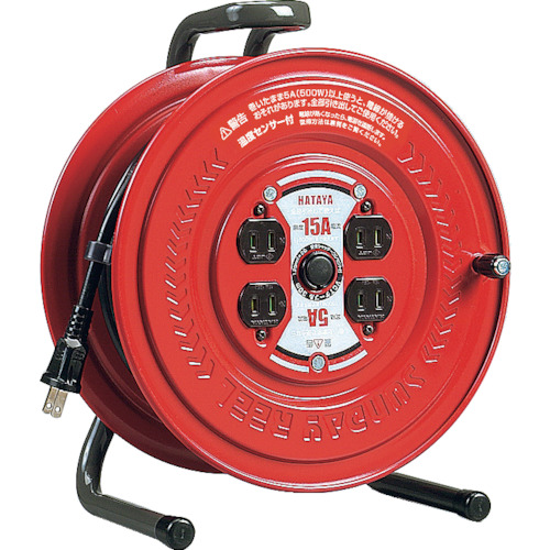 ハタヤ サンデーリール 単相100V 1.25SQ 20m 温度センサー付/S20S/プロ用/新品/小物送料対象商品