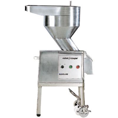 【業務用/新品】 FMI 多機能野菜スライサー 大量調理用床置き型 2段階変速 CL-60B 【送料無料】