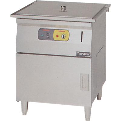【蒸器】【マルゼン】電気式蒸器 セイロタイプ 【MUSE-066】幅650×奥行650mm【送料無料】【業務用】【新品】 /テンポス