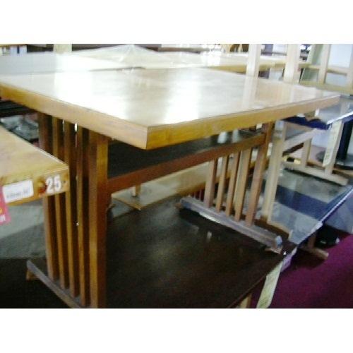 【中古】和テーブル 幅1050×奥行750×高さ700 【送料無料】【業務用】