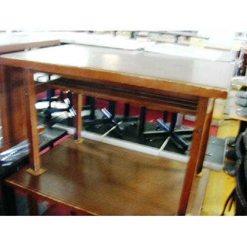 【中古】テーブル 幅1100×奥行750×高さ700 【送料無料】【業務用】