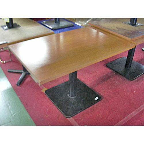 【中古】テーブル 幅1150×奥行750×高さ730 【送料無料】【業務用】
