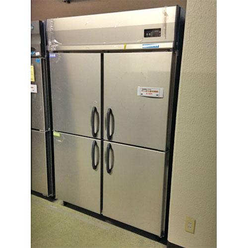 縦型氷温冷凍冷蔵庫