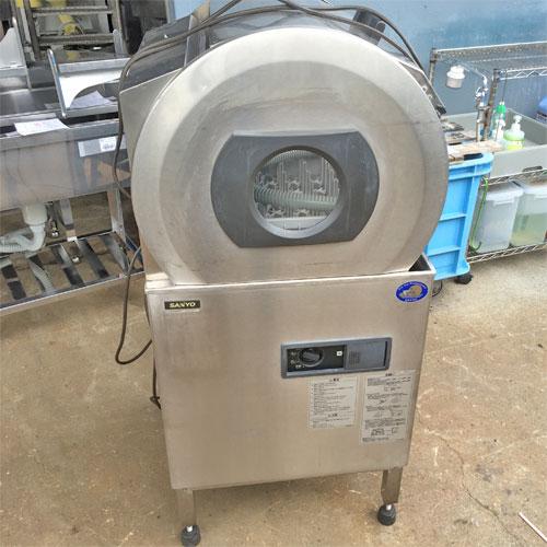 【中古】食器洗浄機 サンヨー DW-HD431R 幅600×奥行600×高さ1300 三洋電機 SANYO【業務用】【送料別途見積】