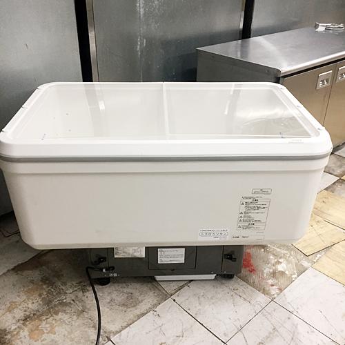 【中古】冷蔵ショーケース パナソニック(Panasonic) SPT-250B 幅1152×奥行702×高さ742 【送料別途見積】【業務用】