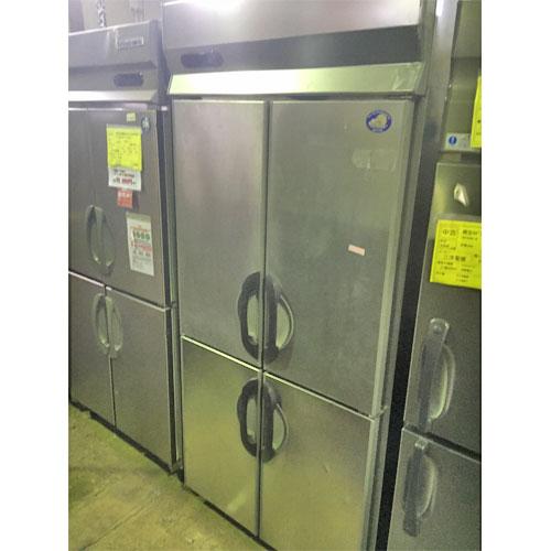 【中古】縦型冷凍庫 三洋電機 SRF-G983S 幅900×奥行800×高さ2000 【送料別途見積】【業務用】