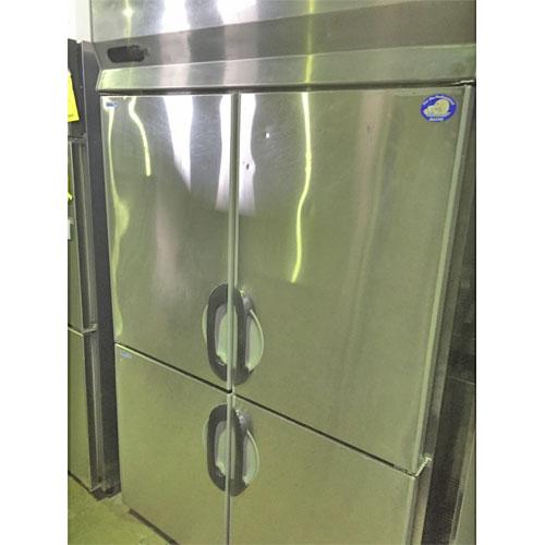 【中古】縦型冷凍冷蔵庫 三洋電機 SRR-F1261C2A 幅1210×奥行600×高さ2000 【送料別途見積】【業務用】【厨房機器】