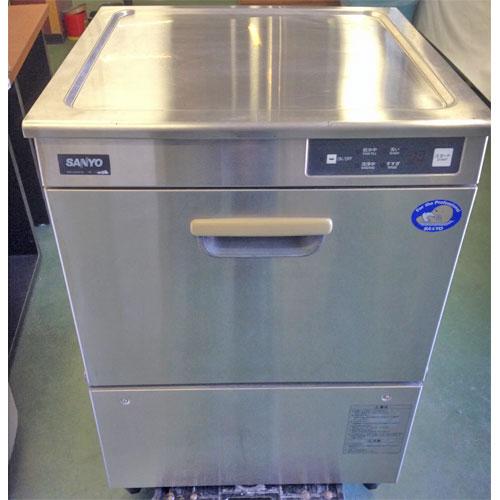【中古】食器洗浄機 蓄冷財専用 山洋電気 DW-VD42TA 幅600×奥行600×高さ840 【送料別途見積】【業務用】