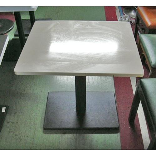 【中古】スナックテーブル 幅650×奥行550×高さ625 【送料無料】【業務用】