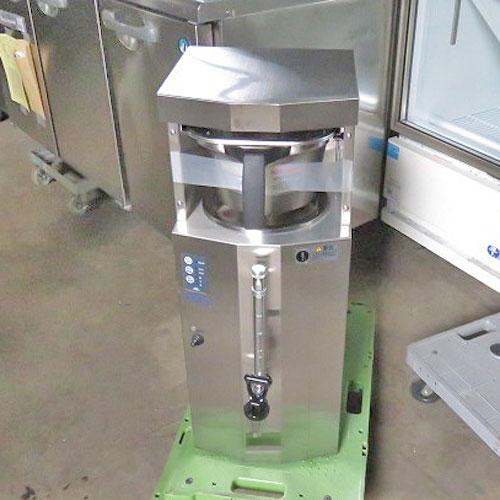 【中古】コーヒーマシン 丸広産業 WDM-5000N 幅280×奥行380×高さ715 【送料別途見積】【業務用】