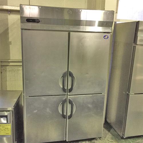 【中古】縦型冷蔵庫 パナソニック(Panasonic) SRR-G1281 幅1210×奥行800×高さ1920 【送料別途見積】【業務用】