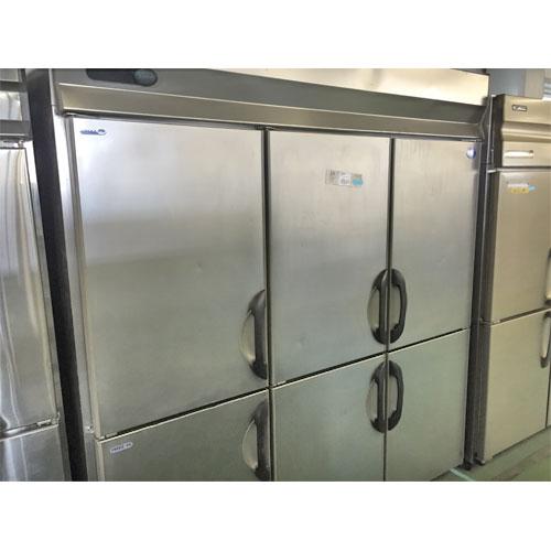 【中古】縦型冷凍冷蔵庫 パナソニック(Panasonic) SRR-G1883C2 幅1800×奥行800×高さ2000 【送料別途見積】【業務用】【厨房機器】