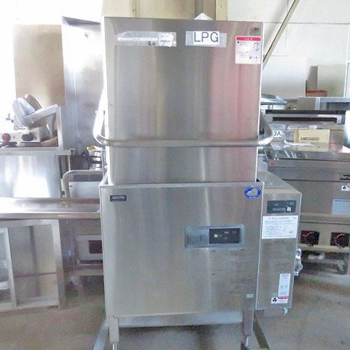 【中古】食器洗浄機 ドアタイプ パナソニック(Panasonic) DW-DR53UG 幅920×奥行690×高さ1460【業務用】【送料別途見積】