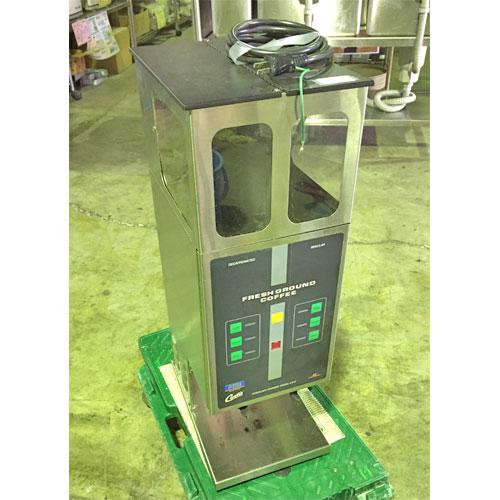【中古】コーヒーグラインダー FMI(エフエムアイ) ILGD-10 幅255×奥行368×高さ748 【送料無料】【業務用】
