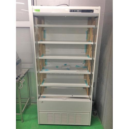【中古】冷蔵多段ショーケース サンデン RSD-S3FZ5J 幅890×奥行600×高さ1900 【送料別途見積】【業務用】【厨房機器】