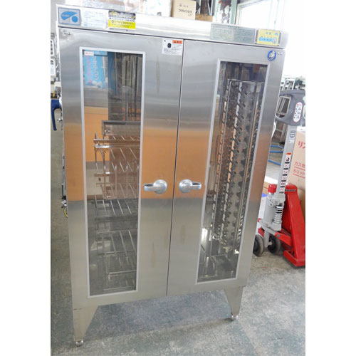 【中古】電気消毒器 イシダ厨房機器 114B 幅850×奥行600×高さ1430 【送料別途見積】【業務用】