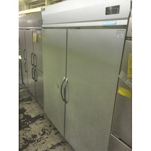【中古】縦型冷蔵庫 大和冷機 521D-FS 幅1500×奥行800×高さ1900 【送料別途見積】【業務用】