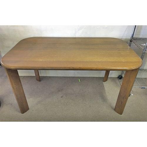 【中古】テーブル 幅1350×奥行850×高さ680 【送料無料】【業務用】