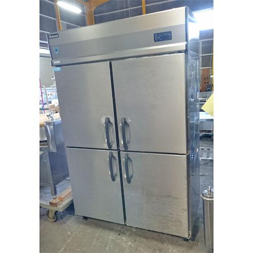 【中古】縦型冷凍冷蔵庫 ダイワ 4363YS2 幅1200×奥行650×高さ1900 【送料無料】【業務用】【厨房機器】