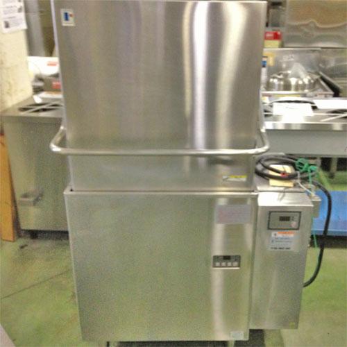 【中古】食器洗浄機 ドアタイプ フジマック FDW60DE 幅870×奥行670×高さ1390 fujimak【業務用】【送料別途見積】