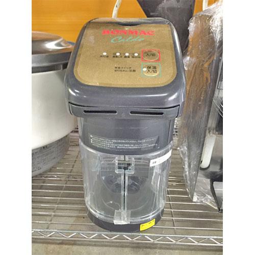 【中古】コーヒーマシン ボンマック BM3000 幅204×奥行435×高さ430 【送料別途見積】【業務用】