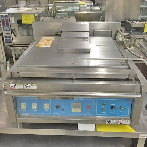 電気グリドル ニチワ電機 NGM-6A 業務用 中古/送料別途見積 幅700×奥行700×高さ350