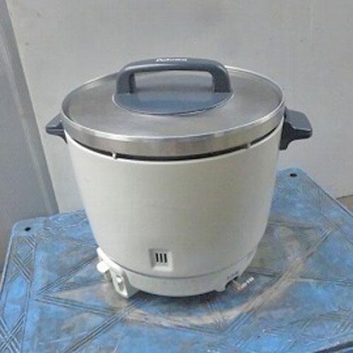 【中古】《大幅値下》ガス炊飯器 パロマ PR-403S 幅412×奥行337×高さ367 都市ガス 【送料無料】【業務用】