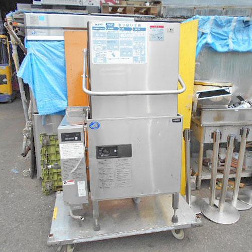 【中古】食器洗浄機 ドアタイプ パナソニック(Panasonic) DW-DR540G 幅600×奥行600×高さ1277 都市ガス【業務用】【送料別途見積】