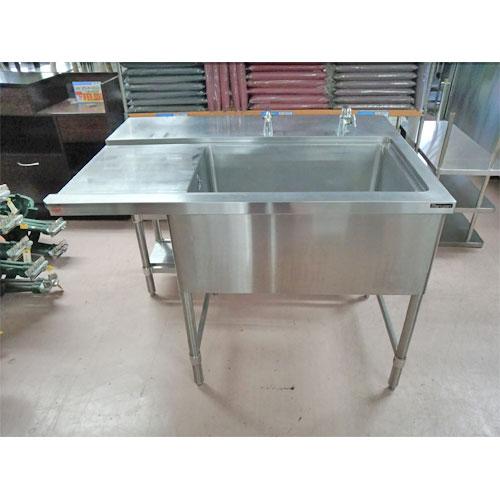 【中古】ソイルドテーブル マルゼン 幅1200×奥行900×高さ840 【送料無料】【業務用】