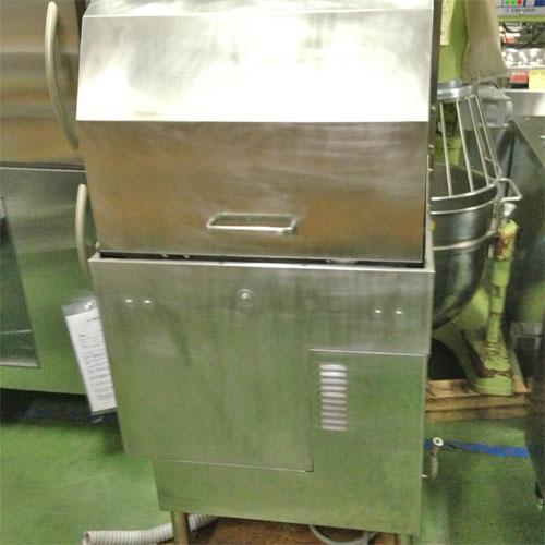 【中古】食器洗浄機 小型ドアタイプ 日本洗浄機 SD64EAS 幅600×奥行600×高さ1250 サニジェット【業務用】【送料別途見積】