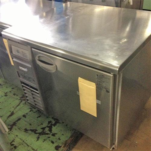 【中古】冷凍コールドテーブル 福島工業(フクシマ) YRW-090RM 幅900×奥行750×高さ790 【送料無料】【業務用】【厨房機器】