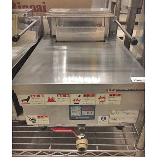 【中古】電気ミニフライヤー マルゼン MTEF-3D 幅330×奥行450×高さ250 【送料別途見積】【業務用】【厨房機器】