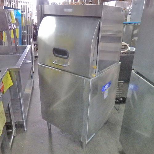 【中古】食器洗浄機 小型ドアタイプ タニコー TDW-40WG1R 幅670×奥行625×高さ1455 60Hz専用 tanico【業務用】【送料別途見積】