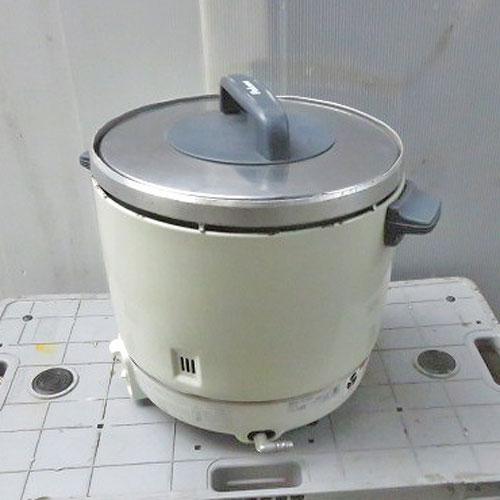 【中古】ガス炊飯器 パロマ RR-403SF 幅330×奥行330×高さ320 都市ガス 【送料無料】【業務用】
