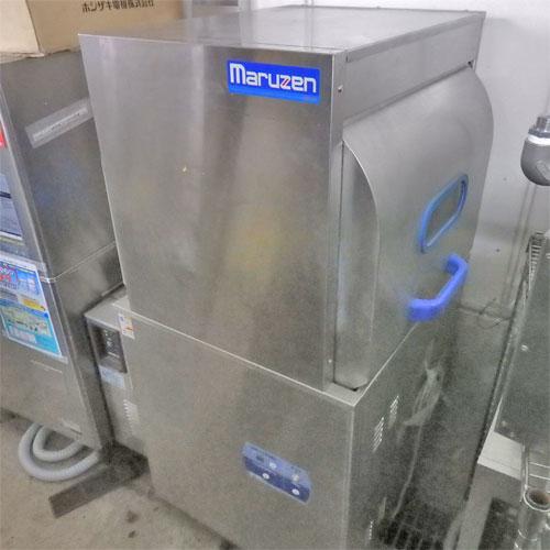 【中古】【業務用】食器洗浄機 小型ドアタイプ マルゼン MDW5 幅650×奥行600×高さ1340 maruzen【送料無料】