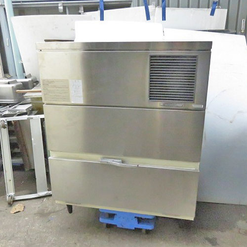 【中古】製氷機 キューブアイスメーカー 大和冷機 DRI-110LM2 幅1090×奥行700×高さ1390 三相200V Daiwa 【送料別途見積】【業務用】