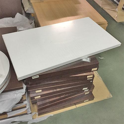 【中古】テーブル天板 幅895×奥行490×高さ30 【送料無料】【業務用】