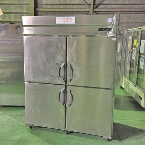 【中古】縦型冷蔵庫 福島工業(フクシマ) ARD-150RM-F 幅1490×奥行800×高さ1950 【送料別途見積】【業務用】【厨房機器】