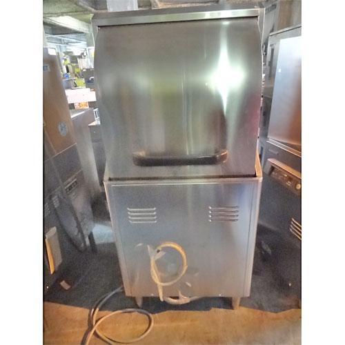 【中古】【業務用】食器洗浄機 小型ドアタイプ ホシザキ JWE-450RA3-R 幅600×奥行600×高さ1350【送料無料】