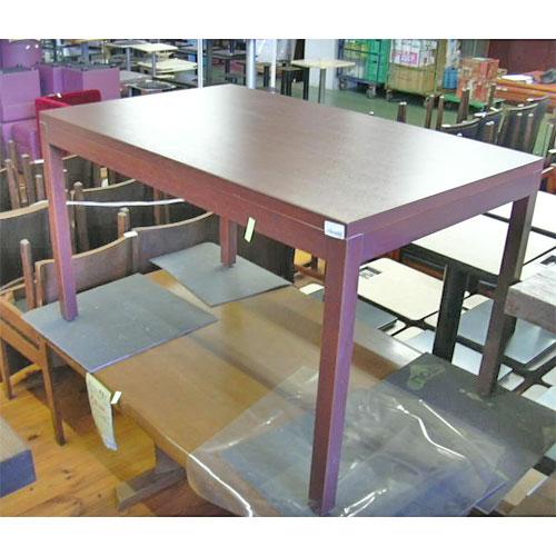 【中古】テーブル 幅1200×奥行750×高さ700 【送料無料】【業務用】