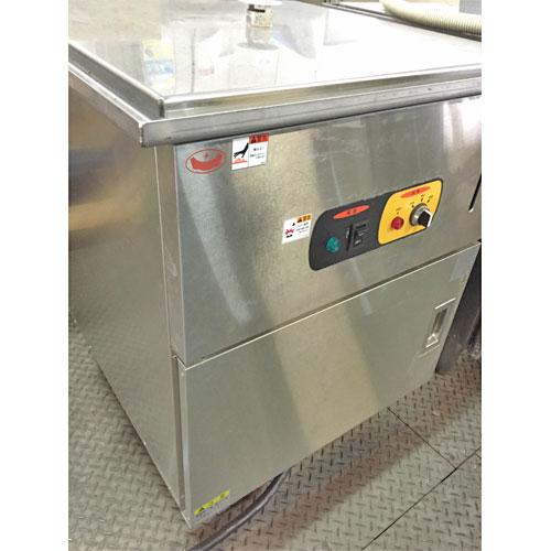 【中古】電気蒸し器 マルゼン MUSE-066 幅650×奥行650×高さ800 三相200V 【送料無料】【業務用】