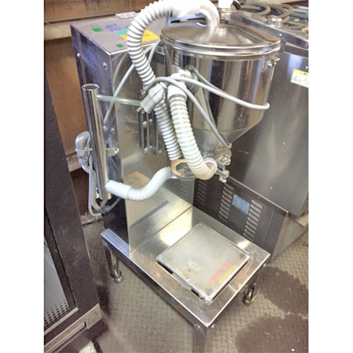 【中古】洗米器 ユメール UD-45P 幅407×奥行520×高さ1190 【送料無料】【業務用】
