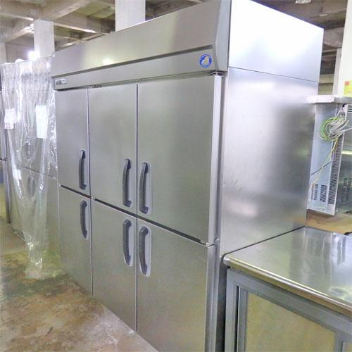 【中古】縦型冷蔵庫 パナソニック(Panasonic) SRR-J1883VA 幅1775×奥行805×高さ1930 三相200V 【送料別途見積】【業務用】【厨房機器】
