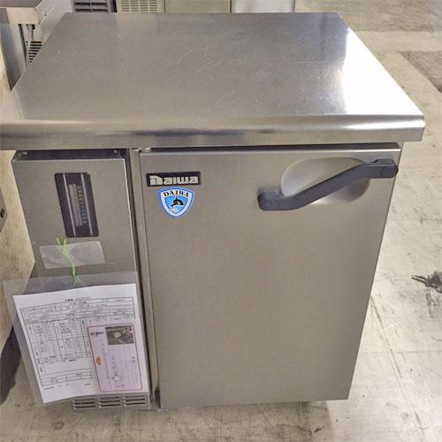 【中古】冷凍コールドテーブル 特殊 大和冷機 2161SS-ONE 幅650×奥行600×高さ800 【送料無料】【業務用】【厨房機器】