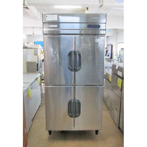 【中古】冷凍庫 福島工業(フクシマ) EED-34FETA5-M 幅900×奥行800×高さ1900 三相200V 【送料無料】【業務用】【厨房機器】