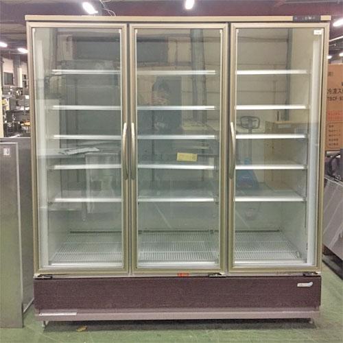 【中古】冷蔵リーチインショーケース フクシマガリレイ(福島工業) MRF-60GMTR5 幅1800×奥行800×高さ1900 三相200V 【送料無料】【業務用】