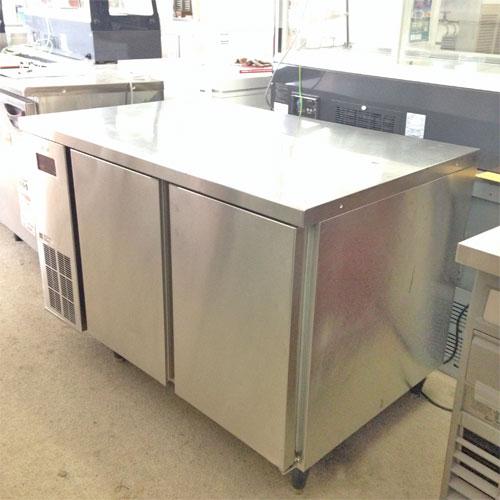 【中古】冷蔵コールドテーブル フジマック FRT1275k 幅1200×奥行750×高さ850 【送料無料】【業務用】